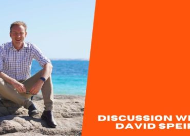 In Discussion with David Speirs
